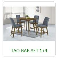 TAO BAR SET 1+4